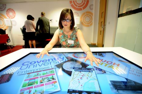 Touch Digital lab boosts Coventry SME's productivity - | A Dose of DSW's Net | Scoop.it