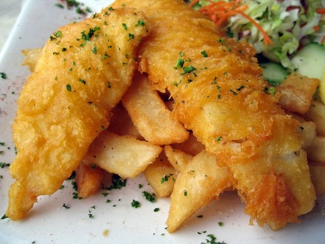 Taste the Best Fish and Chips at the 2015 Melbourne Food & Wine Fest | Hunky Dory | Scoop.it