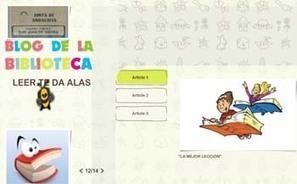 Las bibliotecas escolares se suben al carro de las TIC - Educación 3.0 | Red Profesional de Bibliotecas Escolares de Granada | Scoop.it