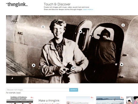 ThingLink - Make Your Images Interactive | Web-Ed Tools | Scoop.it