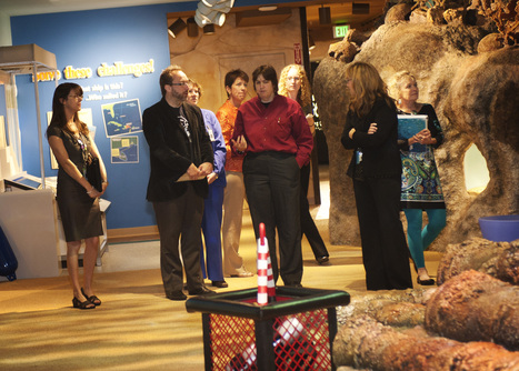 Hosting Jimmy Wales at The Children's Museum of Indianapolis | Museums & Wikipedia | Scoop.it