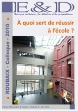 À quoi sert de réussir à l'école ? | 1-Personnel de direction - school leadership | Scoop.it