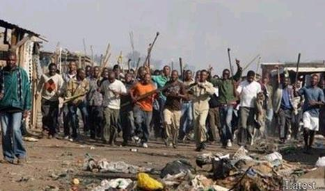 Breaking with township gangsterism: the struggle for place and voice.   Tsotsi   Scoop.it