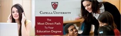 GetTeacherED | Capella University | Online Portal for Teachers | Scoop.it