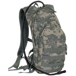 Fox Outdoor Compact Modular Hydration Backpack, Army Digital fifty six-357 | Military Surplus Center | Scoop.it