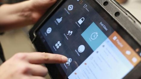 Snapshot: The Amplify Tablet in Spanish Class | Amplify | TEACH-nology | Scoop.it