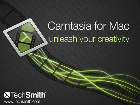Camtasia for Mac 2.2 is here!  Interactive video. Easy sharing. Unleashed creativity.   Classroom Tools   Scoop.it