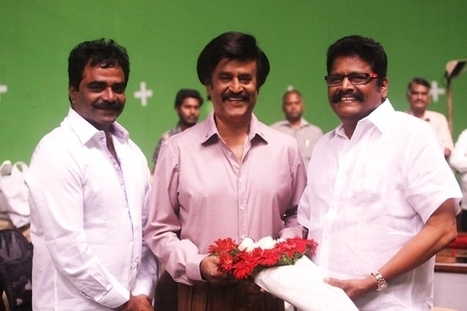 Lingaa Shoot reaches Climax   Wishesh Entertainment News   Scoop.it
