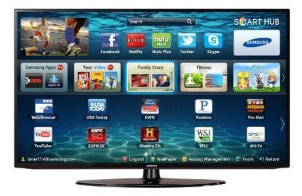 Cyber Monday 2013 Samsung UN32EH5300 32-Inch 1080p 60 Hz LED HDTV (Black) from Samsung | Cyber Monday HDTV Deals | Scoop.it