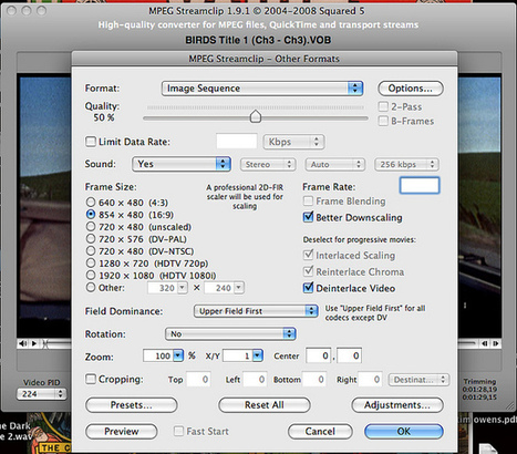 Creating Animated GIFs with MPEG Streamclip and GIMP - ds106 docs | Etmooc | Scoop.it