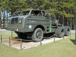 M26 Tank Transporter – Walk Around | History Around the Net | Scoop.it
