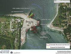 Meeting renews focus on Port Gamble dock proposal - Kitsap Peninsula Business Journal | great barrier reef | Scoop.it