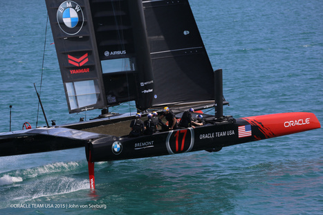 Bermuda Announced as the 2017 America's Cup Home | Lifestyles and Human Interest | Scoop.it