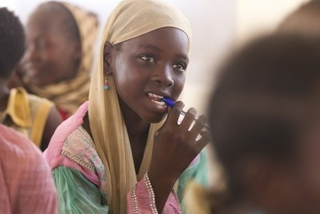 How to Get Girls into Secondary School and Keep Them There? | Global Partnership for Education | International Educational Development | Scoop.it