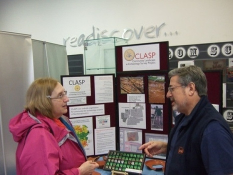 Hundreds dig Archaeology Day at city library - Milton Keynes Citizen | HeritageDaily Archaeology News | Scoop.it