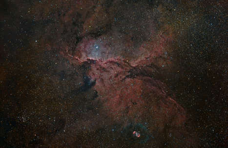 APOD: 2014 February 1 - NGC 6188 and NGC 6164 | tecnologia s sustentabilidade | Scoop.it