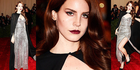 Lana Del Rey Attends the 2012 Met Gala | Lana Del Rey - Lizzy Grant | Scoop.it