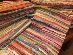 RECYCLED COTTON RAG RUG | scatol8® | Scoop.it