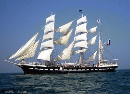 Mer et Marine : Le trois-mâts Belem | The Blog's Revue by OlivierSC | Scoop.it