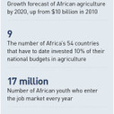 Denting youth unemployment through agriculture in Africa - spyghana.com | Africa | Scoop.it