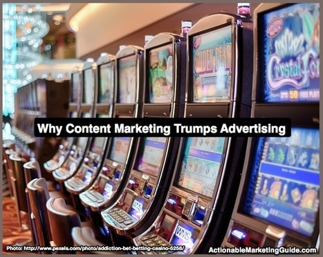 Why Content Marketing Trumps Advertising | TechNationNews.com | Public Relations & Social Media Insight | Scoop.it