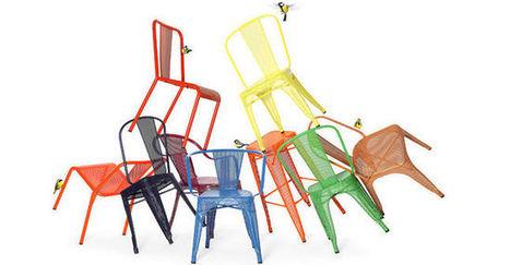 Mobilier Tolix 2013 : découvrez les nouveautés | Mobilier et objets industriels | Scoop.it