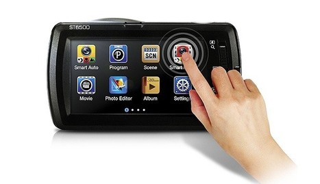 Best touchscreen compact cameras - Pocket-lint | Technology and Gadgets | Scoop.it
