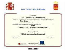 Los/as formadores/as y el Certificado de Docencia de la Formación para el Empleo | Encuentra Cursos | Scoop.it