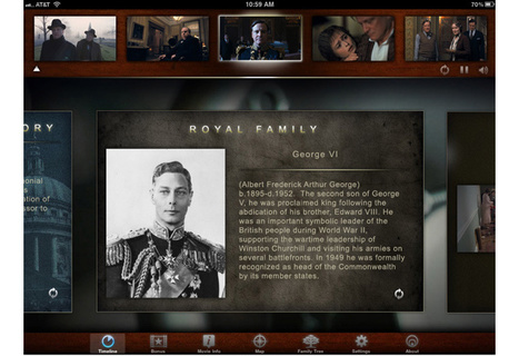 'The King's Speech' first to use Technicolor's second screen App | Social TV is everywhere | Scoop.it