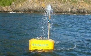 Ecotricity dips its toe into marine energy with innovative Searaser device | Environmental Population | Scoop.it