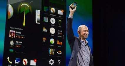 Amazon a présenté son FirePhone | Inside Amazon | Scoop.it