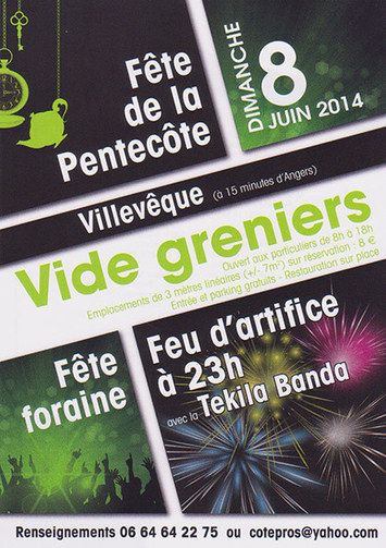 Fête de la Pentecôte - Villevêque | Villevêque, l'art de vivre au naturel | Scoop.it