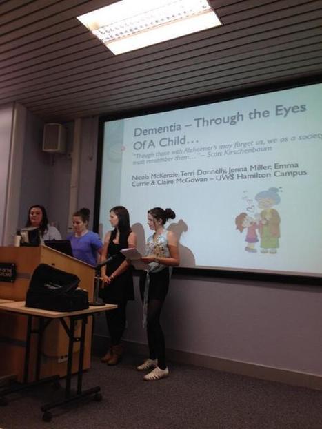 Dementia thro the eyes of a child - Scotland | Dementia 4 Schools | Scoop.it