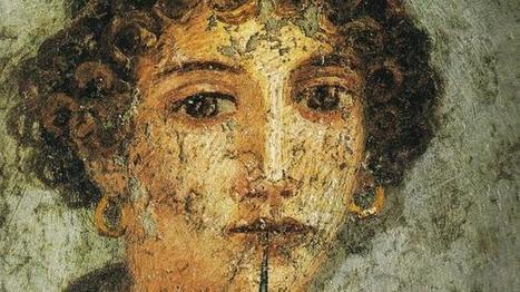 Descubren dos poemas de Safo de Lesbos | Mundo Clásico | Scoop.it