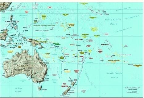 Australia and Oceania | international business association | Australia, Europe and Africa | Scoop.it
