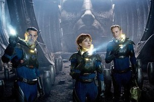 'Prometheus' Screenwriter Damon Lindelof Tweets All on Viral Campaign | Tracking Transmedia | Scoop.it