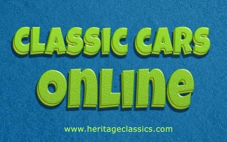 consign classic car | Classic Cars Online | Scoop.it