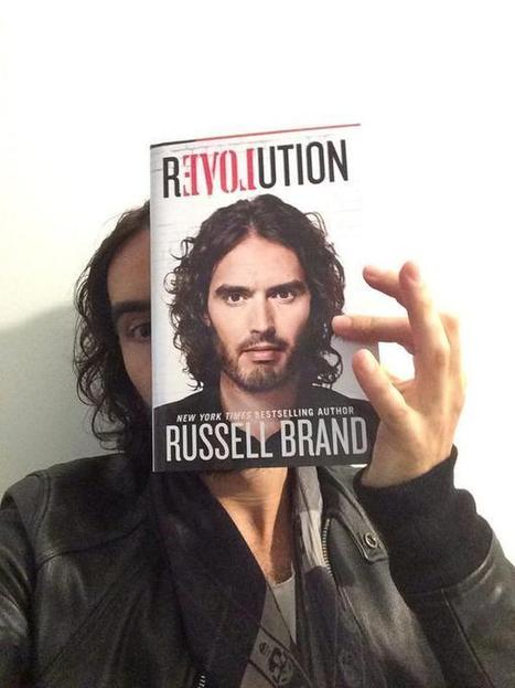 Sign me up to Russell Brand's sharing revolution | Peer2Politics | Scoop.it