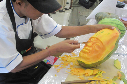 Bali reigns as Indonesia's food art center | The Jakarta Post | Bali | Scoop.it