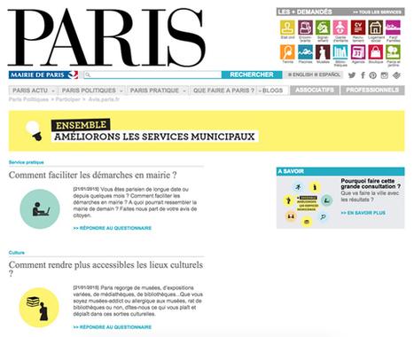 « La pédagogie sur les politiques publiques est un enjeu ... - Courrierdesmaires.fr | UseNum - Relation citoyenne | Scoop.it