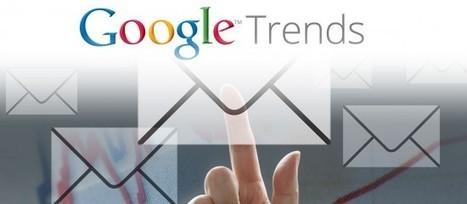 Veille stratégique : un nouveau service d'alerte par courriel sur Google Trends - Les Échos | Intelligence Stratégique by ASE | Scoop.it