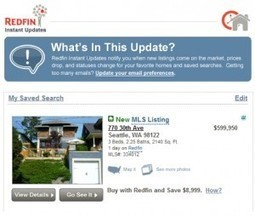 Redfin and Zillow look to give home shoppers an early foot in the door with price alerts - GeekWire | Real Estate Plus+ Daily News | Scoop.it