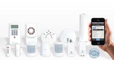 SimpliSafe: Home Security Systems. | FootprintDigital | Scoop.it
