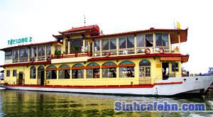 Du thuyền Potomac và thuyền rồng Tây Long Hồ Tây   Sinhcafe Hà Nội   Scoop.it