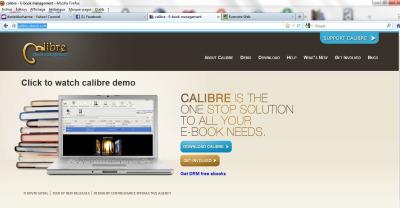 Introduction à la lecture numérique: 1. Organiser sa bibliothèque avecCalibre | Du bon usage... ou du mauvais des bibliothèques numériques | Scoop.it