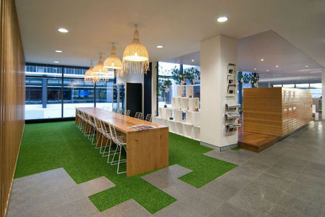 How Sustainable Design Can Boost Productivity | Sustainable Design | Scoop.it