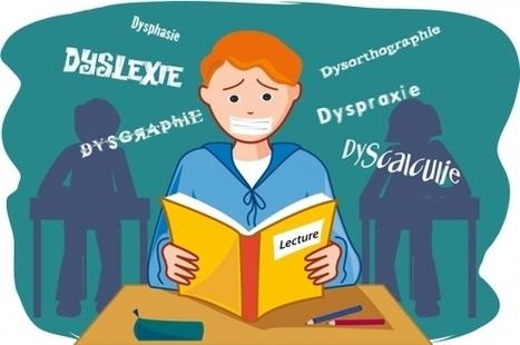 Outils pédagogiques pour élèves Dys | Moisson sur la toile: sélection à partager! | Scoop.it