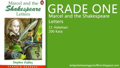 Learning English | Marcel and the Shakespeare Lettter - Grade One | Learning English | Scoop.it