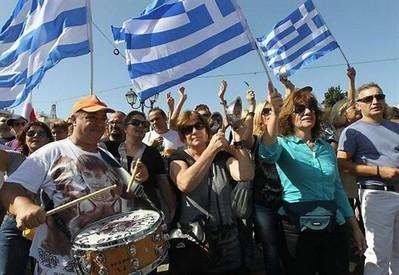 Grèves et manifestation violente à Athènes - ouest-france.fr | # Uzac chien  indigné | Scoop.it