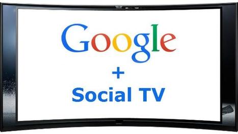 Google tiendra compte de ce qui passe à la TV dans ses résultats | My Social TV | Scoop.it
